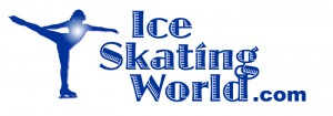 Ice Skating World Logo