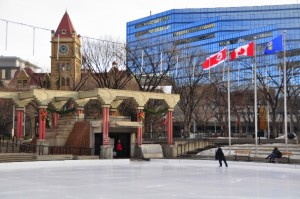 Olympic Plaza rink in Calgary_smaller
