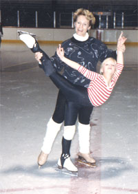 Figure Skating Parents