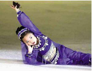 Arielle Pascual skater