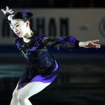 FIGURE SKATING/ Kihira and other skaters thrill spectators in gala exhibition
