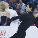 Weaver, Poje capture Canadian ice dance title