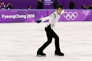 "History-maker Hanyu's own ""miracle on ice"" in achieving PyeongChang glory"