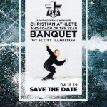 Scott Hamilton will be the guest speaker at FCA banquet