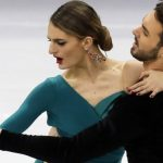 Gabriella Papadakis and Guillaume Cizeron on training with three American ice dance teams