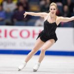 Ashley Wagner still skating, just not competitively