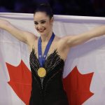 Recently retired figure skater Kaetlyn Osmond skates into Edmonton Sports Hall of Fame